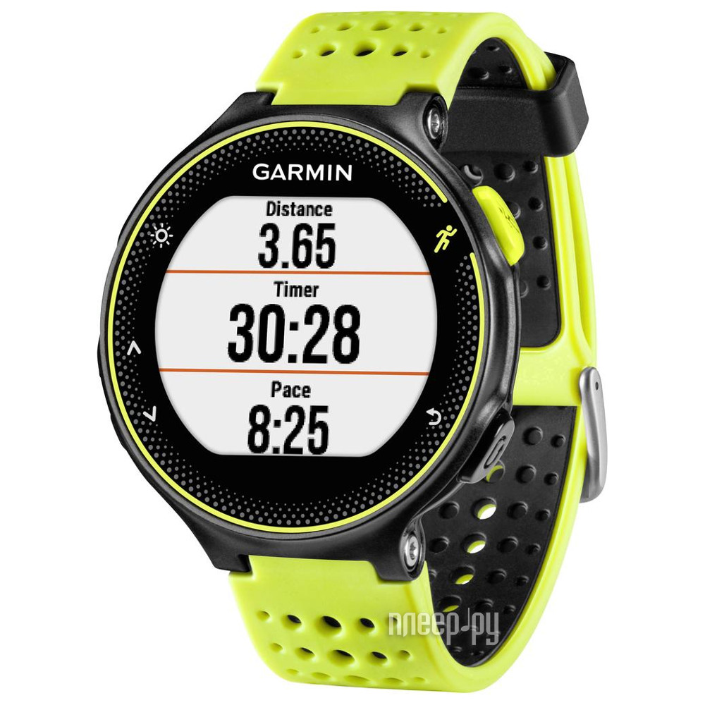 Умные часы Garmin Forerunner 230 Yellow-Black HRM3 010-03717-53