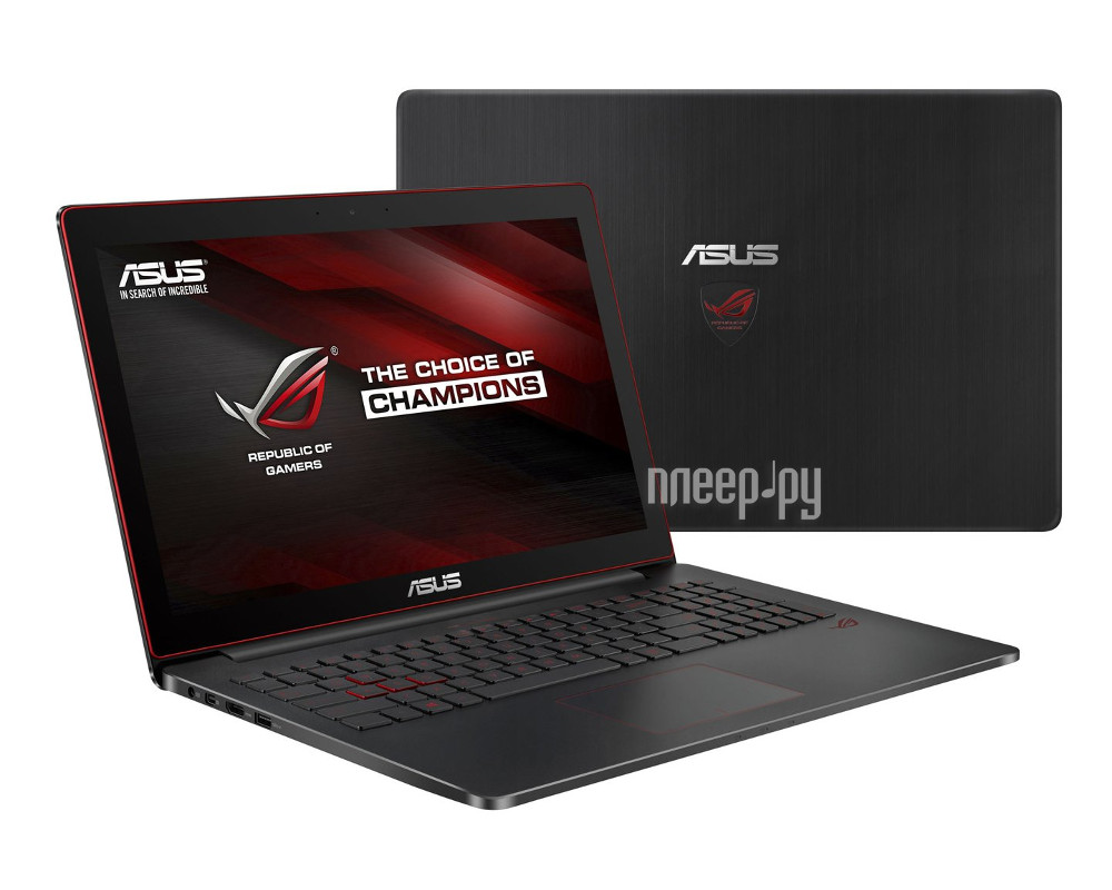 Ноутбук ASUS ROG G501VW-FY131T 90NB0AU3-M01950 (Intel Core i7-6700HQ 2.6 GHz /