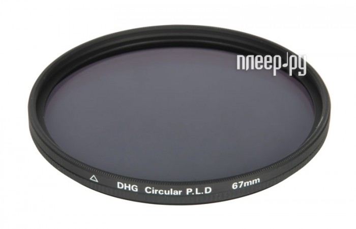 Светофильтр Sunpak DHG Circular PLD 72mm  Pleer.ru  3698.000