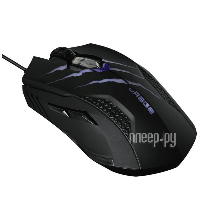 Мышь Hama uRage Reaper Neo Black 113748