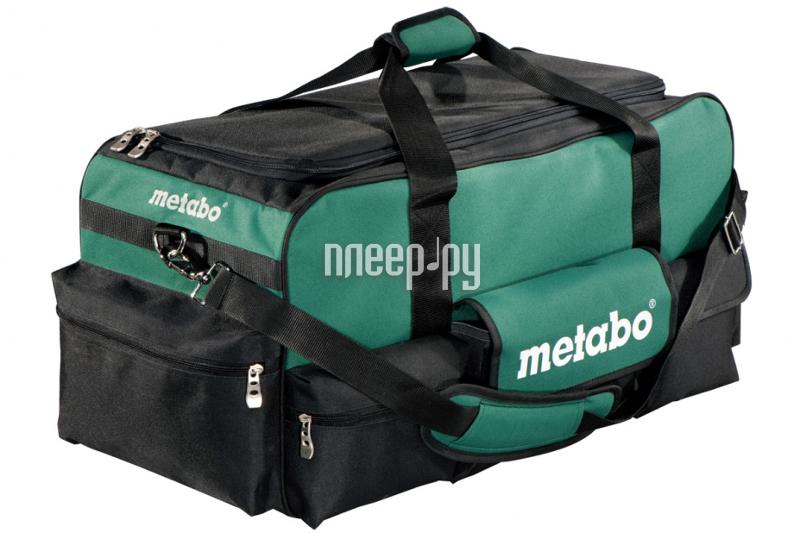 Сумка Metabo 657007000 - сумка для инструментов большая