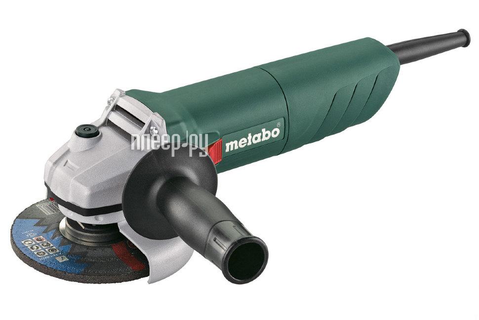 Шлифовальная машина Metabo W 750-115 601230000