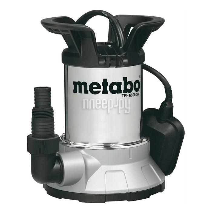 Насос Metabo TPF 6600 SN 0250660006