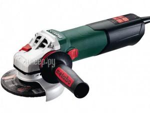 Купить Metabo WEV15-125Quick 1550Вт 600468500 по низкой цене