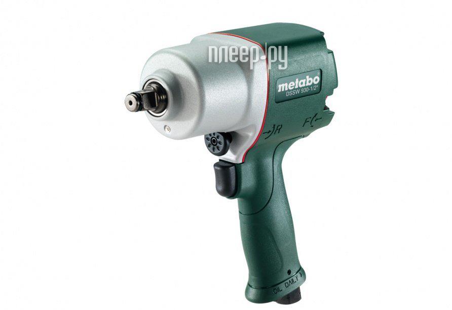 Пневмоинструмент Metabo DSSW 930-1/2 601549000