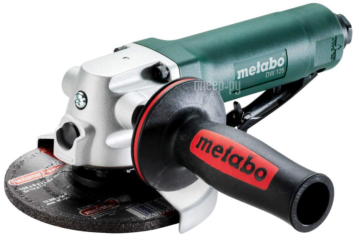 Пневмоинструмент Metabo DW 125 601556000