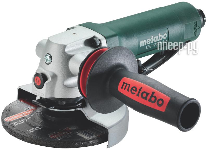 Пневмоинструмент Metabo DW 125 Quick 601557000