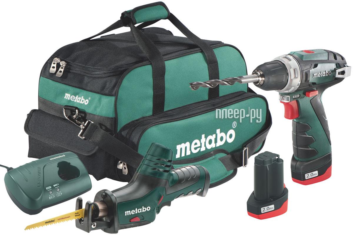 Набор инструмента Metabo Combo Set 2.4 10.8 685056000