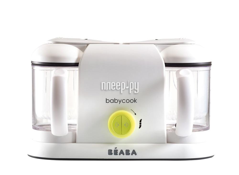 Пароварка Beaba Babycook Plus Neon 912465