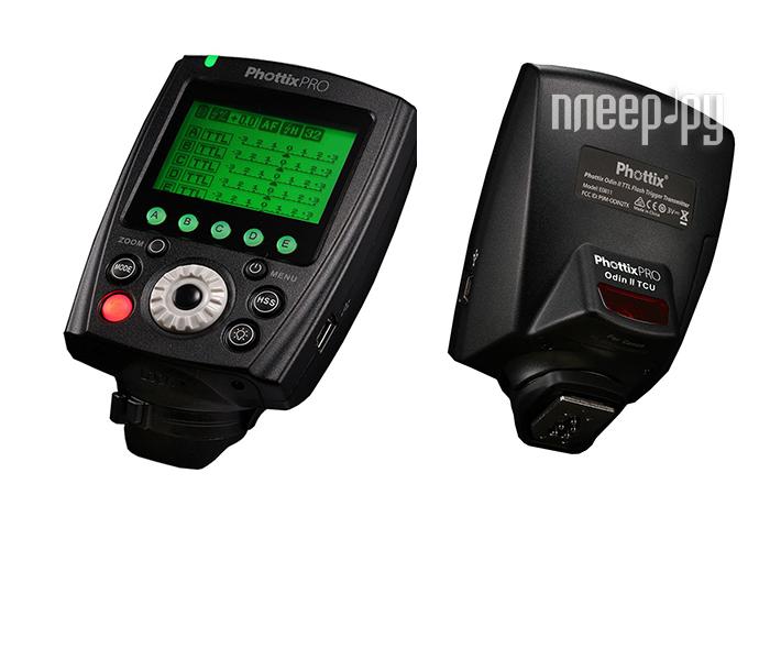 Радиосинхронизатор Phottix Odin II TTL Nikon Transmitter 89069