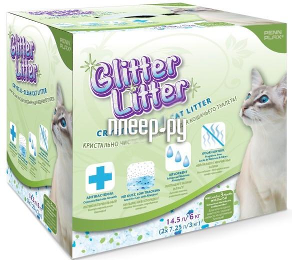 Наполнитель Penn Plax Glitter Litter 14.5L 57665