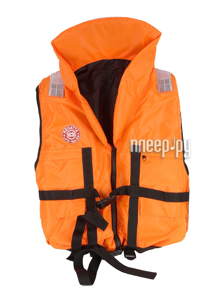 Спасательный жилет Плавсервис Regatta-80 80кг Orange
