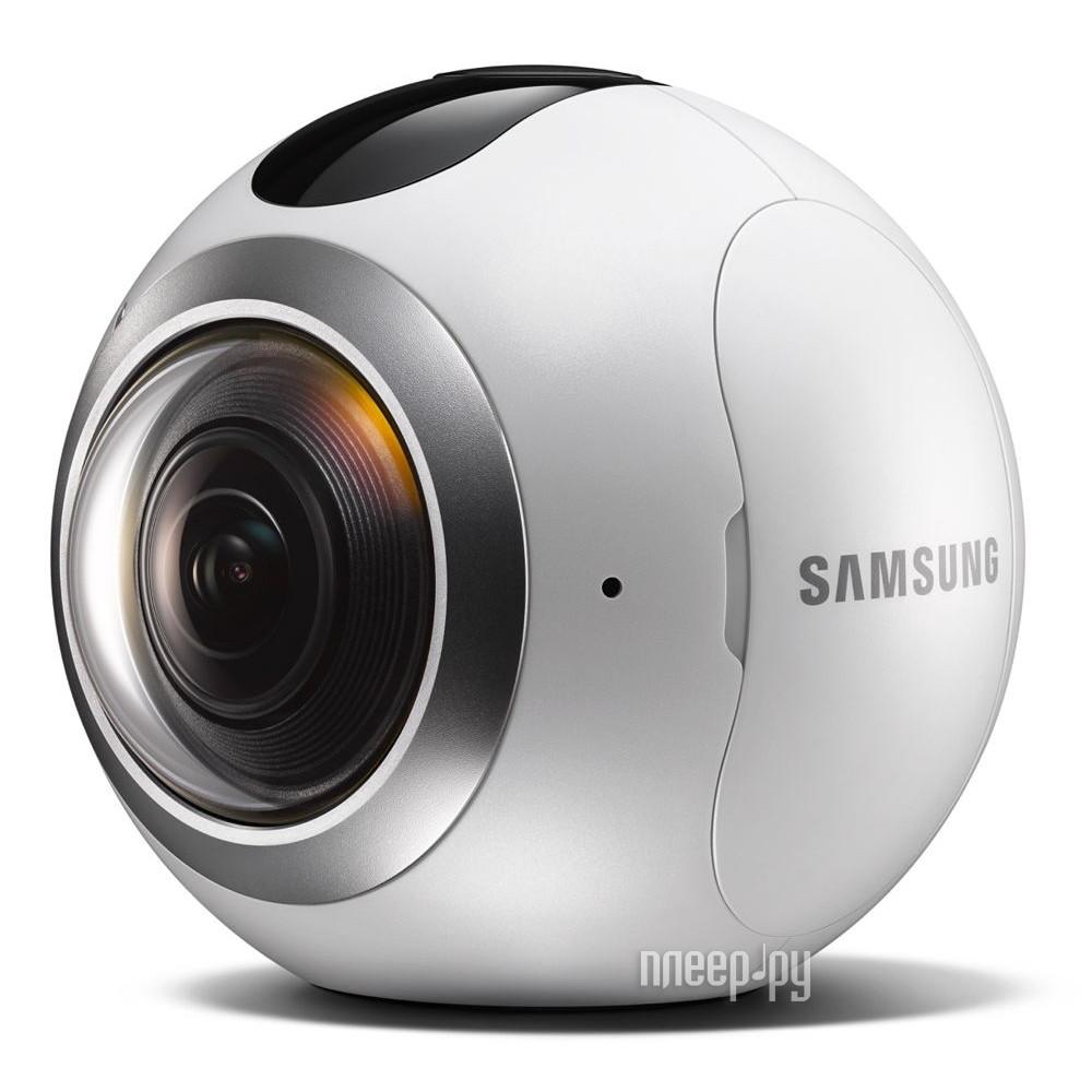 Экшн-камера Samsung Gear 360 SM-C200N SM-C200NZWASER