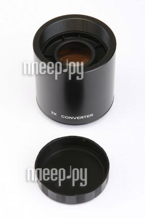 Конвертер Samyang Mf 2x Converter T-mount  Pleer.ru  911.000