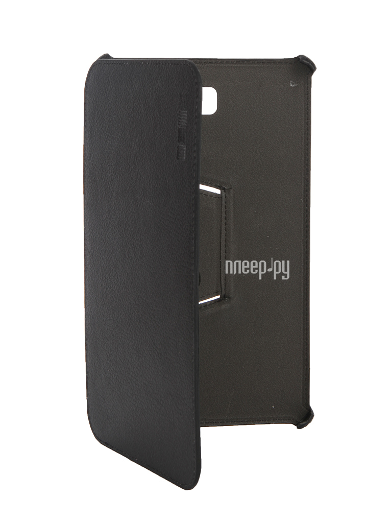 Аксессуар Чехол Samsung Galaxy Tab 4 8.0 InterStep Leather Black 40200