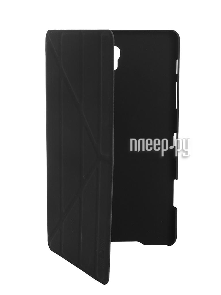 Аксессуар Чехол Samsung Galaxy Tab S 8.4 InterStep Leather Black 37186