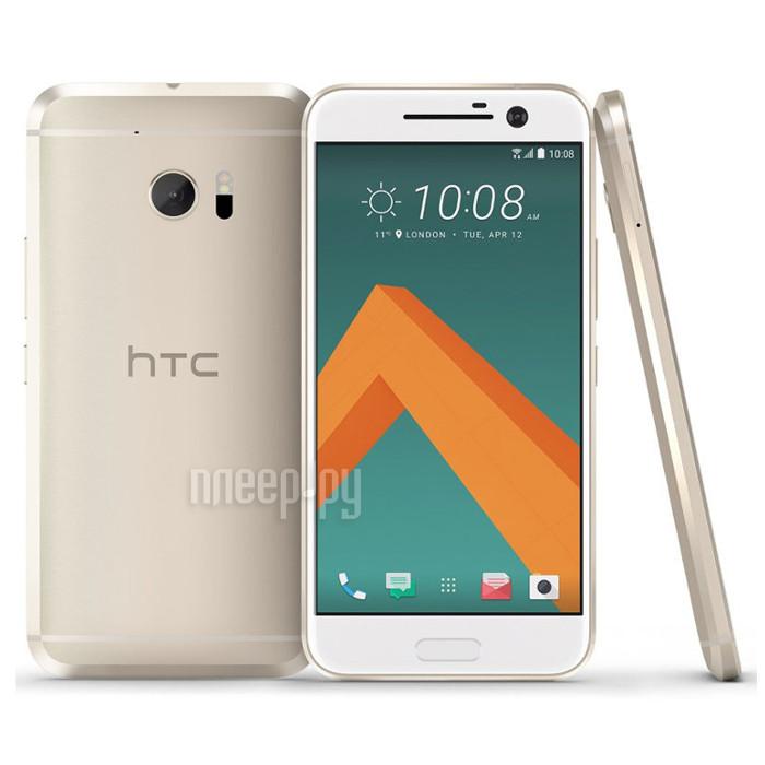 Сотовый телефон HTC 10 Lifestyle Gold за 23902 рублей