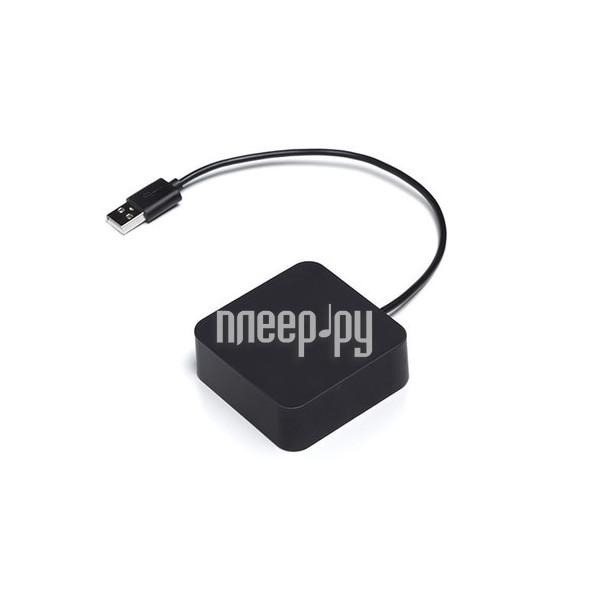 Зарядное устройство Bluelounge Aaden AA Black AA-BL
