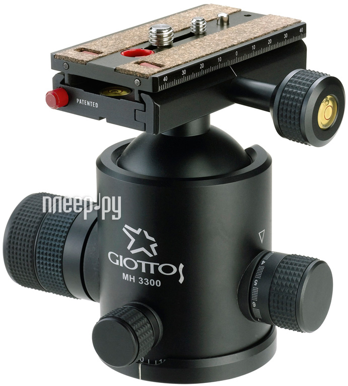 Головка для штатива Giottos MH3300-658 МН658