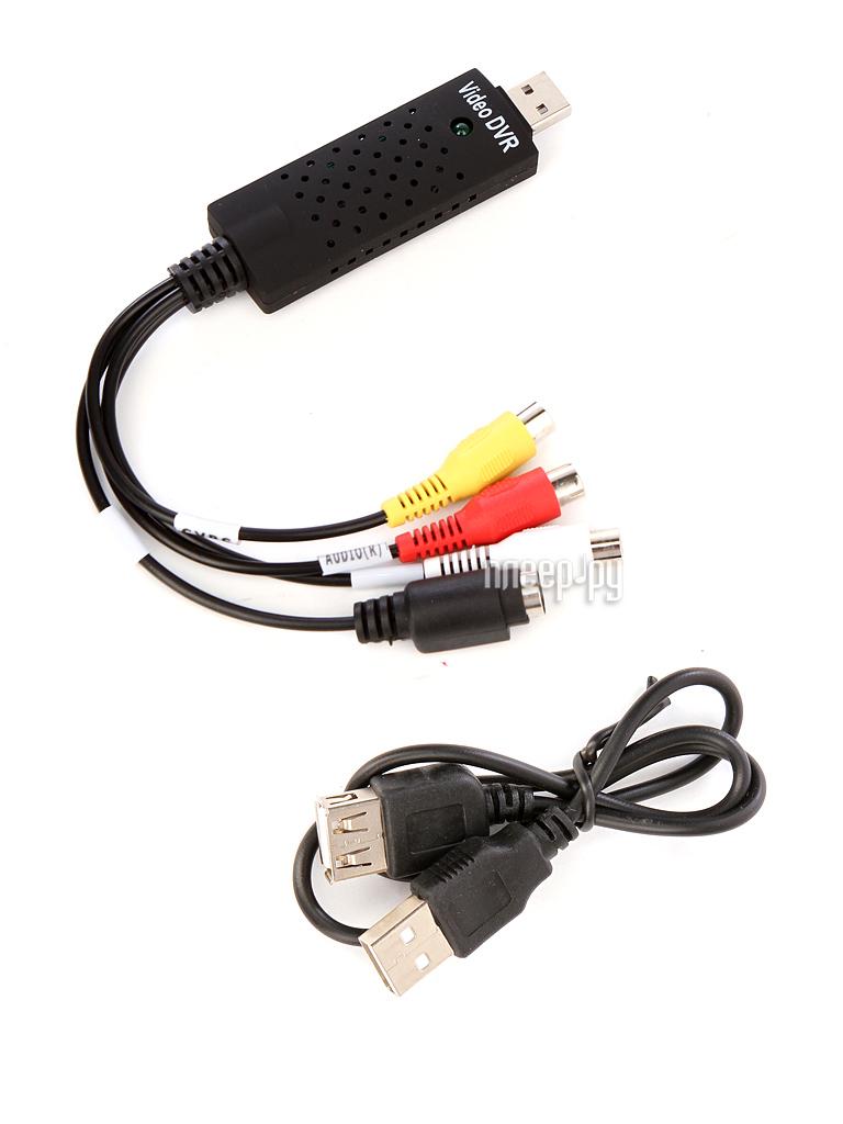 Аксессуар Espada USB 2.0 - RCA / S-video EUsbRcaSv