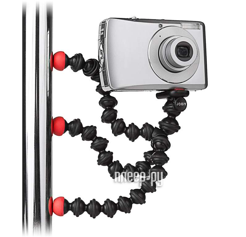 Штатив Joby GorillaPod Magnetic GPM-A1M6  Pleer.ru  1098.000