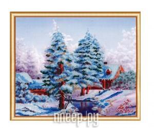 Купить Набор для творчества Hobby&Pro Сударыня зима для вышивания бисером БН-3131