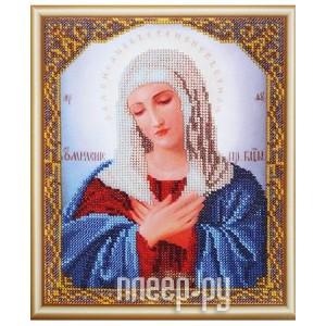 Купить Набор для творчества Hobby&Pro Икона Пресвятой Богородицы Умиление вышивания бисером БН-4005