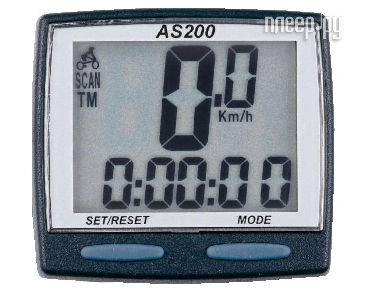 Велокомпьютер ASSIZE AS-200 NTB98542