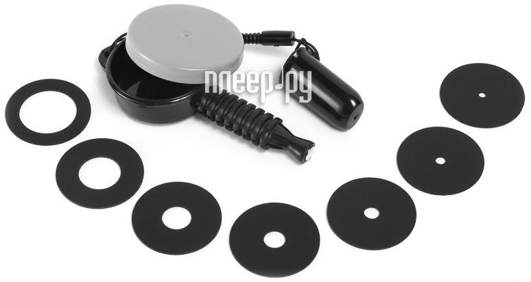 Объектив Lensbaby Aperture Magnetic Set F/2.8, F/4, F/5.6, F/8, F/11, F/16, F/22 LBMAS - набор магнитных дисков диафрагм  Pleer.ru  405.000