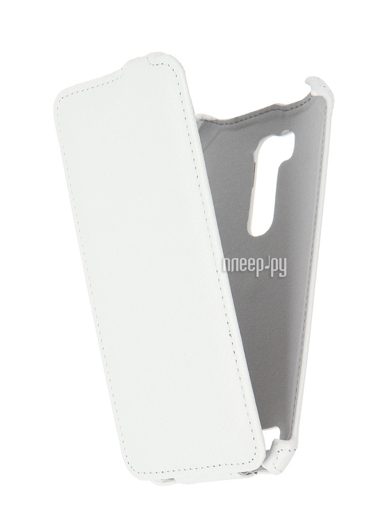 Аксессуар Чехол ASUS ZenFone Go ZB551KL Gecko White GG-F-ASZB551KL-WH