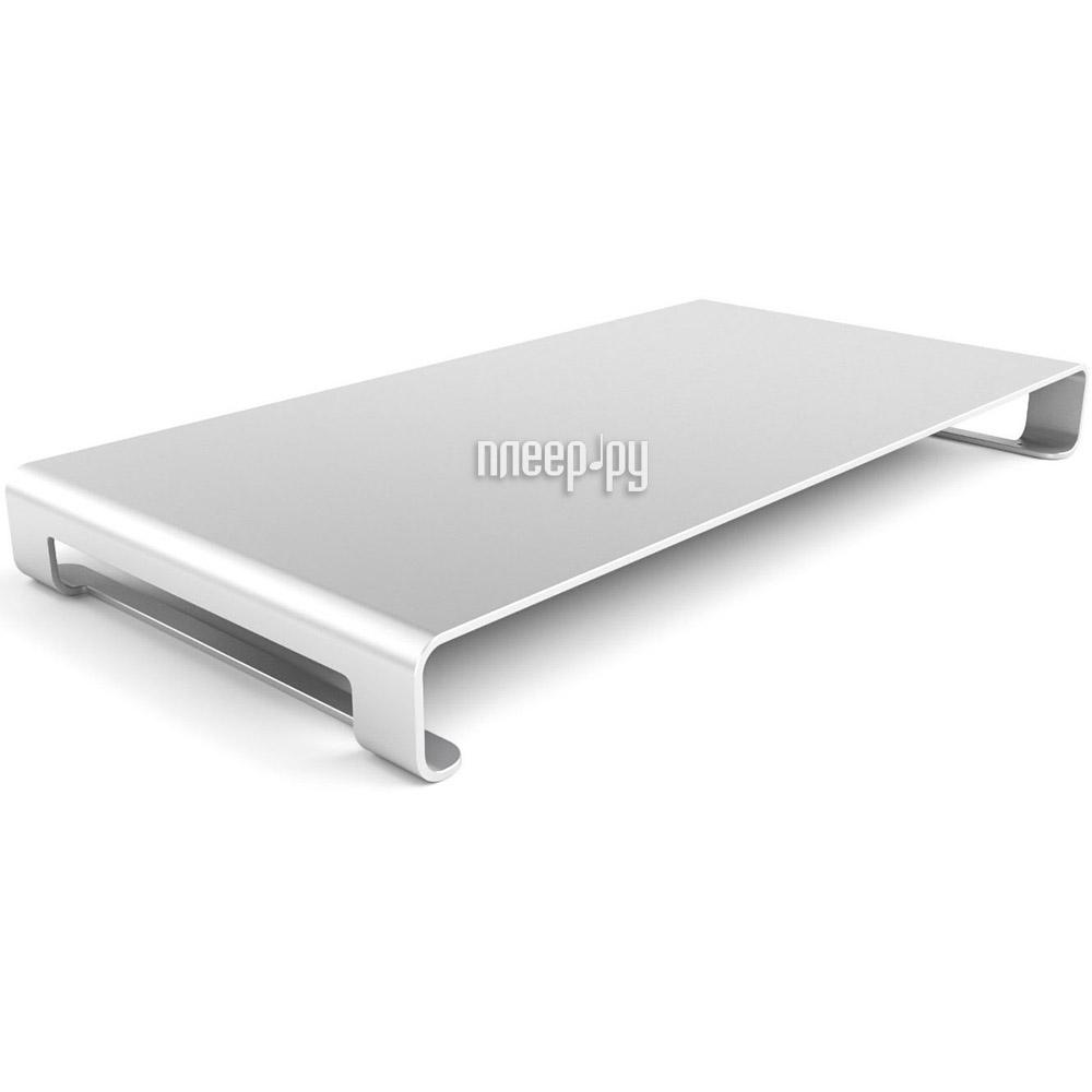 Аксессуар Satechi Aluminum Monitor Stand Silver B019PJOHOG