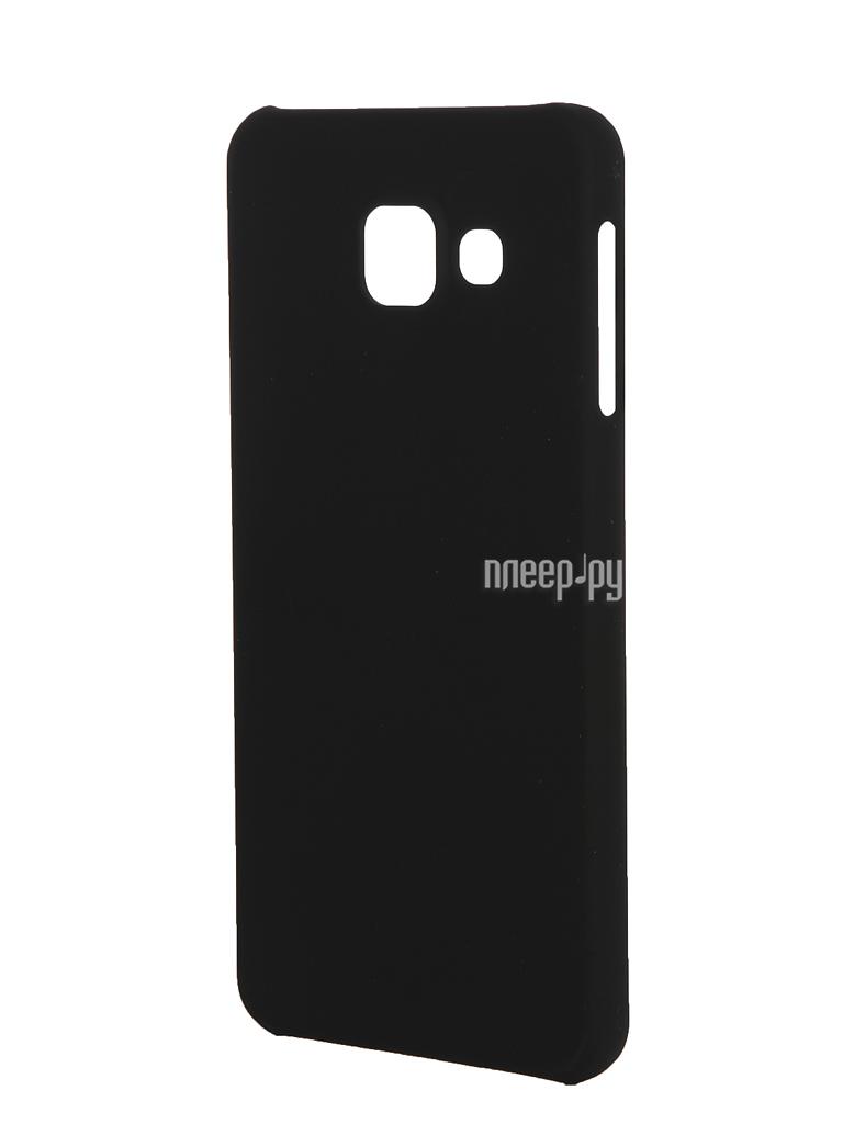 Аксессуар Чехол Samsung Galaxy A3 2016 DF sSlim-23