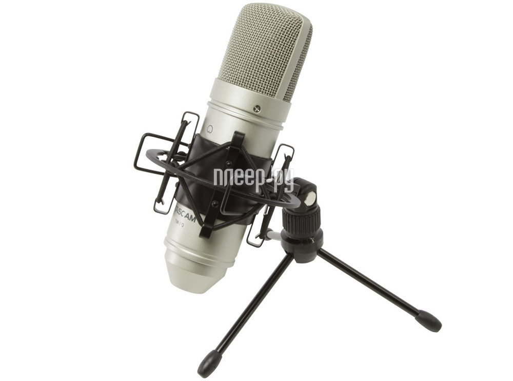 Микрофон Tascam TM-80 Black