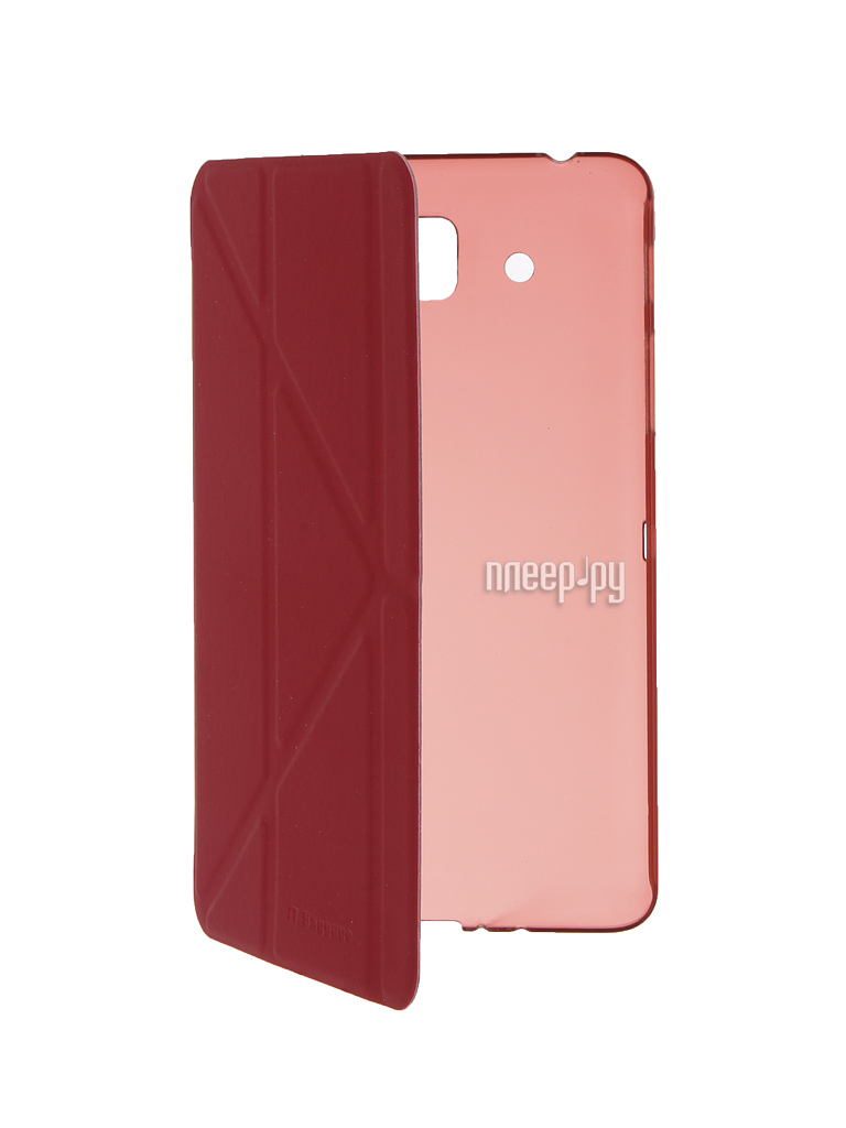 Аксессуар Чехол Samsung Galaxy Tab A 7 SM-T285 / SM-T280 IT Baggage Ultrathin Red ITSSGTA7005-3