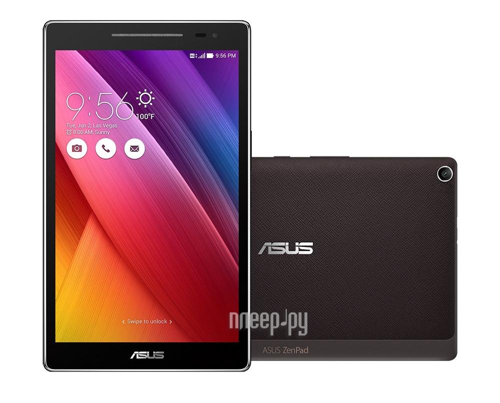Планшет ASUS ZenPad 8 Z380C-1A087A Black 90NP0221-M02670 (Intel Atom