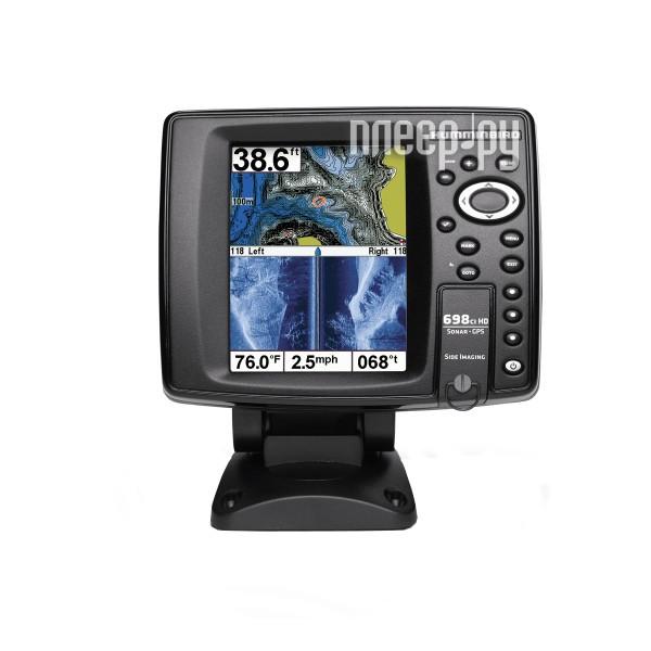 Эхолот Humminbird 698cxi HD SI Combo HB-698CXIHDSI