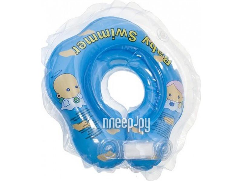 Надувной круг Baby Swimmer BS02B