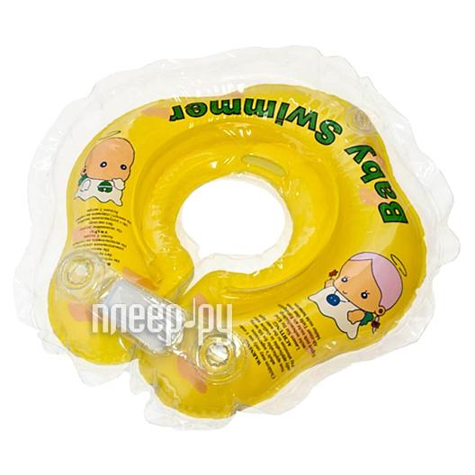 Надувной круг Baby Swimmer BS02Y