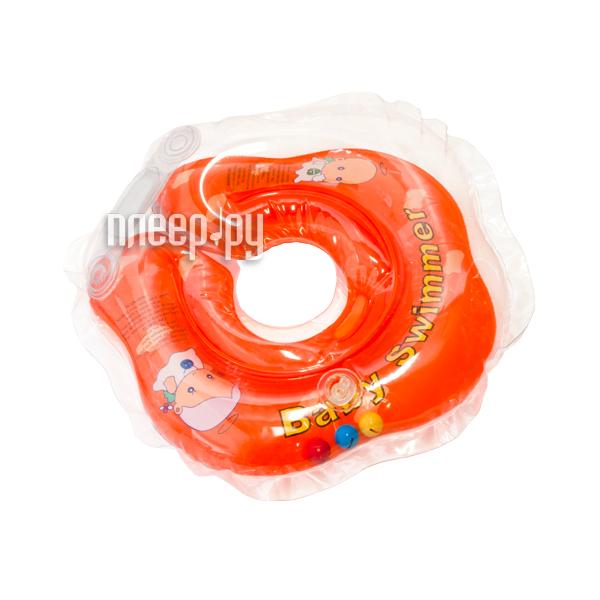 Надувной круг Baby Swimers BS02O-B