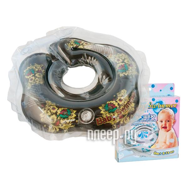 Круг для купания Baby Swimmer BS01Y
