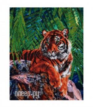 Купить Набор для творчества Hobby&Pro Тигр для вышивания бисером БН-3052