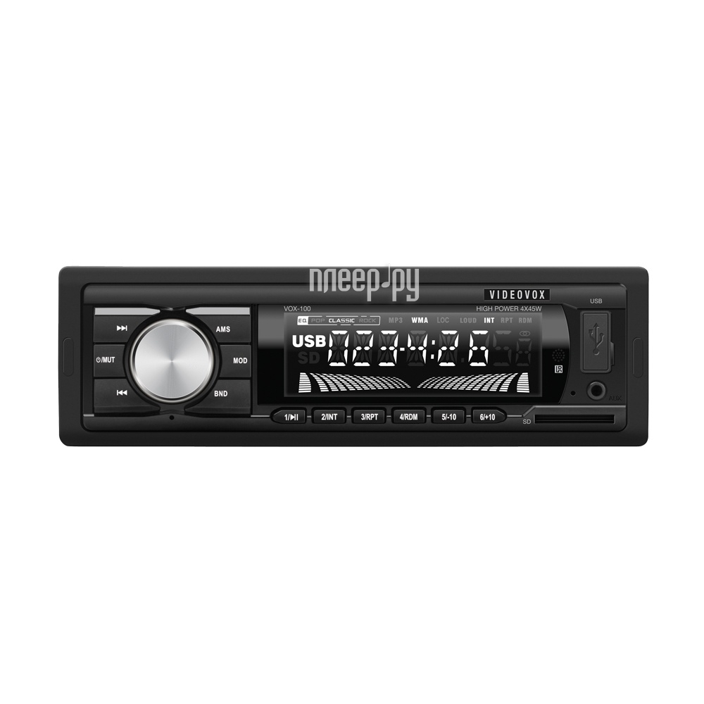 Автомагнитола Videovox VOX-100