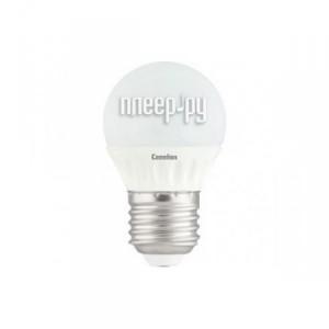 Купить Лампочка Camelion G45 3W 220V E27 4500K 260 Lm LED3-G45/845/E27