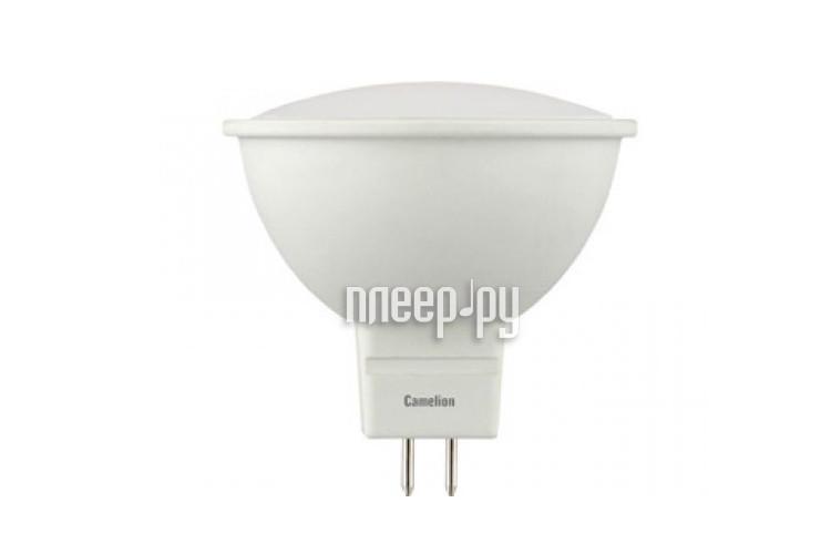 Лампочка Camelion JCDR 7W 220V GU5.3 3000K 460 Lm LED7-JCDR / 830 / GU5.3