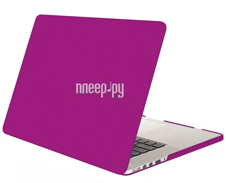 Аксессуар Чехол MacBook Pro Retina 15 Speck SmartShell Purple 71625-B977