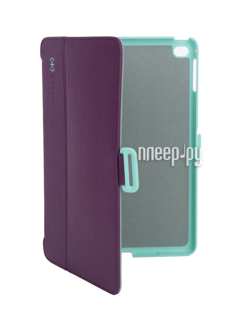 Аксессуар Чехол Speck StyleFolio для iPad Mini 4 Purple-Green 71805-C256