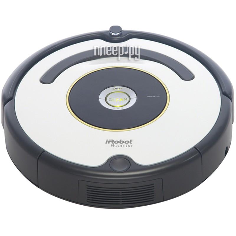 Пылесос-робот iRobot Roomba 616