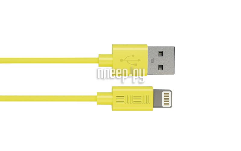 Аксессуар InterStep USB - Lightning 8-Pin IPH5MFIYL 39688