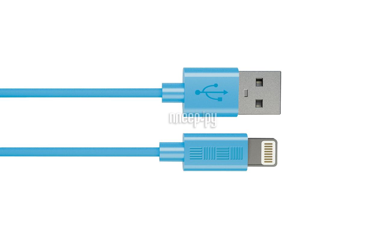 Аксессуар InterStep USB - Lightning 8-Pin IPH5MFIBL 39691