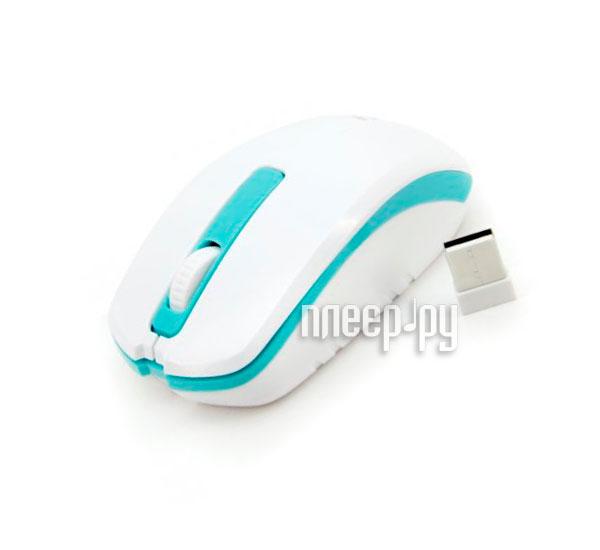 Мышь Havit HV-MS970GT USB White-Turquoise
